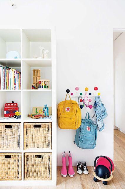 Chaos Im Kinderzimmer 25 Clevere Aufbewahrungsideen